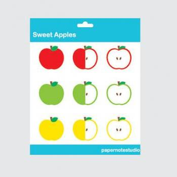 Sweet Apples - Digital Clip Art Set